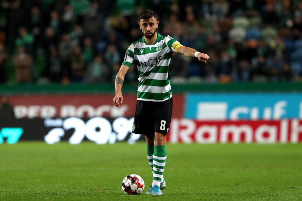 Bruno Fernandes is a transfer target of Man United