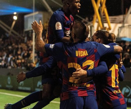 UD Ibzia - FC Barcelona