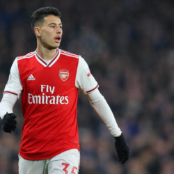 Liverpool are monitoring Gabriel Martinelli after his brilliant performances for Arsenal in maiden Premier League season
