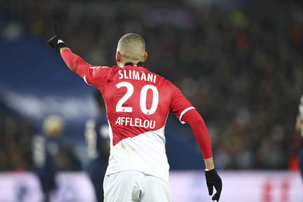 Tottenham interested in securing loan signing of Islam Slimani