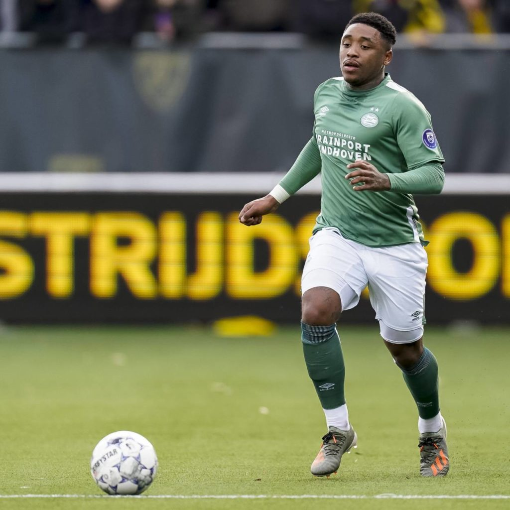 Everything Tottenham fans need to know about potential new signing Steven Bergwijn