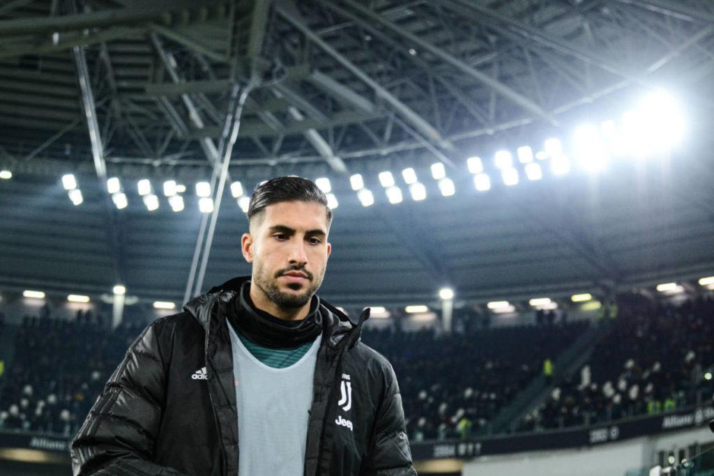 Emre Can Juventus Turin Parma