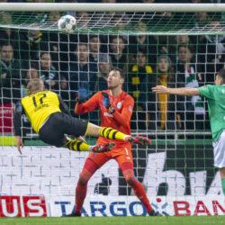 Erling Braut Haaland Werder Bremen - Borussia Dortmund 3:2