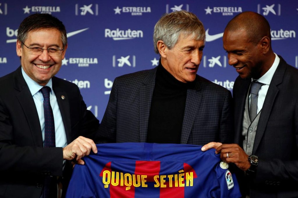 Barcelona target four transfers this summer to overhaul their squad and help Lionel Messi