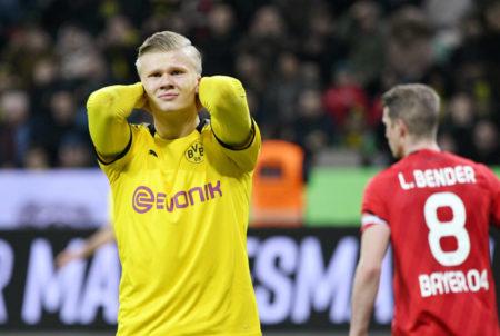 Bayer Leverkusen - Borussia Dortmund 4:3
