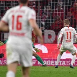 Timo Werner FC Bayern München - RB Leipzig 0:0