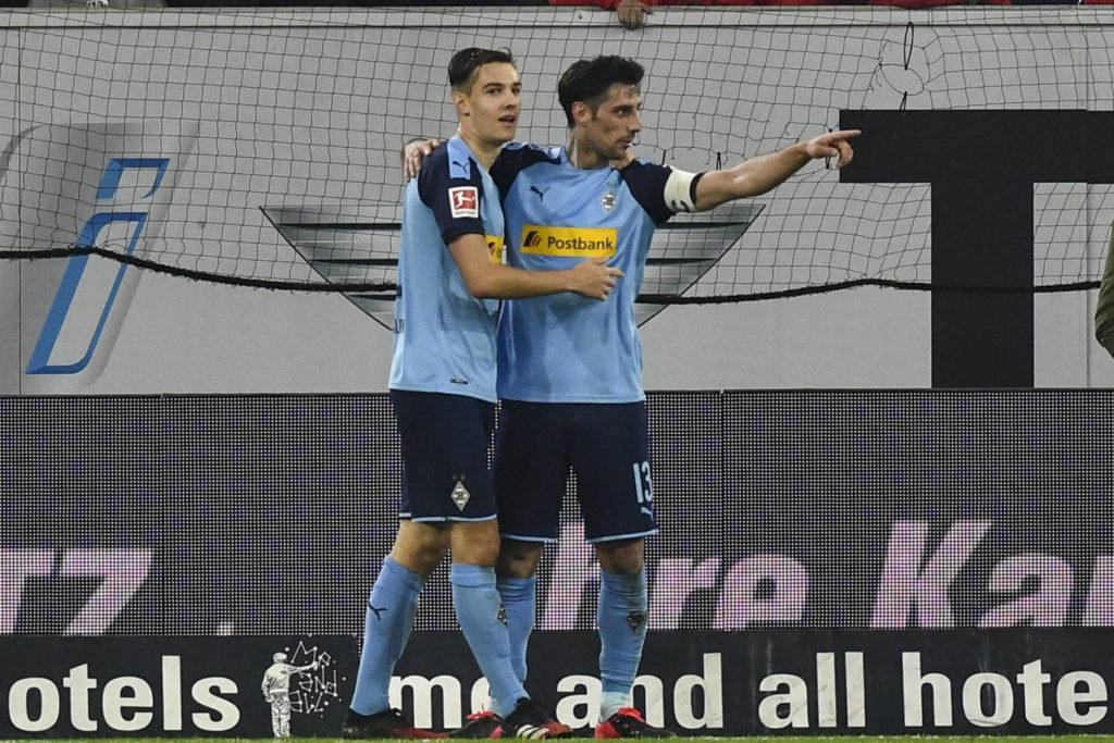 Fortuna Düsseldorf - Borussia Mönchengladbach 1:4
