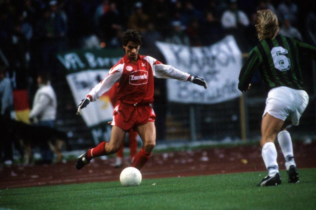 Fortuna Düsseldorf Borussia Mönchengladbach 1990