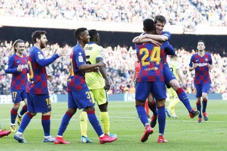 FC Barcelona FC Getafe