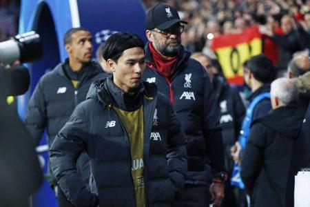 Jürgen Klopp Atlético Madrid - FC Liverpool 1:0