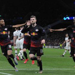 Timo Werner Tottenham Hotspur - RB Leipzig 0:1