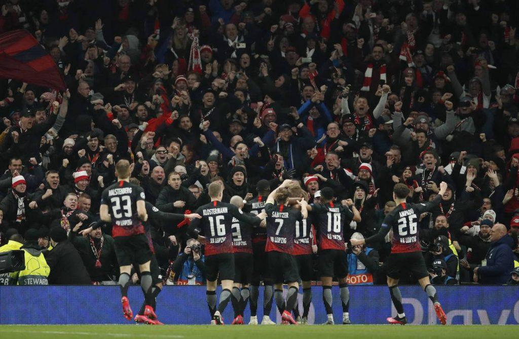 Tottenham Hotspur - RB Leipzig 0:1