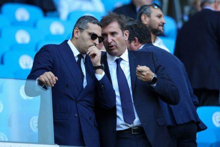 Manchester City Ferran Soriano