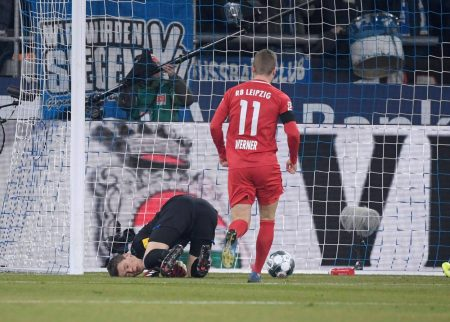FC Schalke 04 - RB Leipzig 0:5
