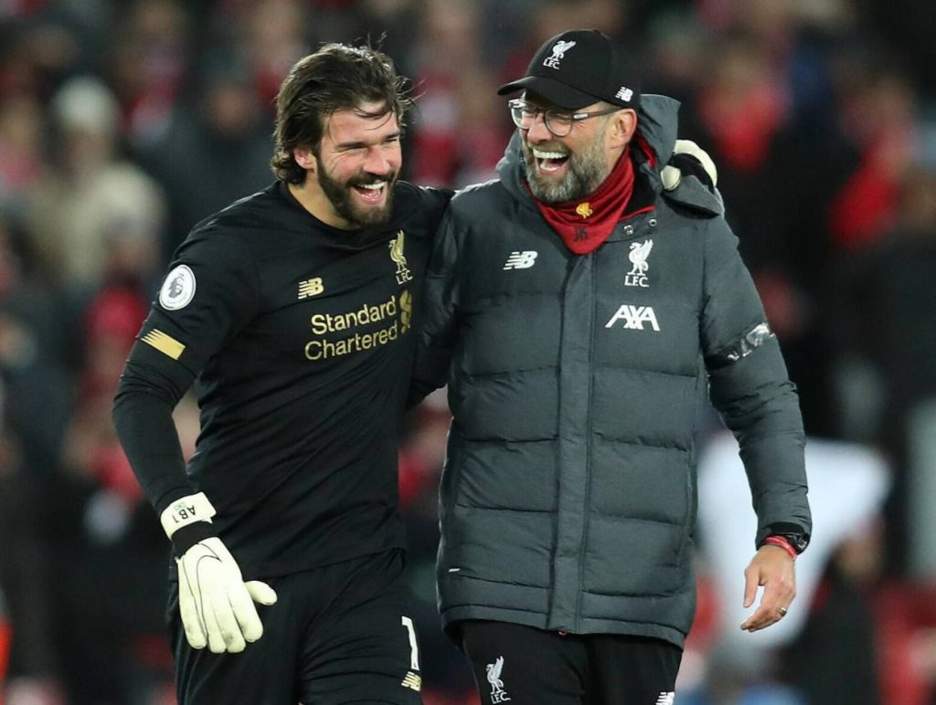 Jürgen Klopp FC Liverpool - West Ham United 3:2