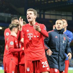 Thomas Müller FC Chelsea - FC Bayern München 0:3