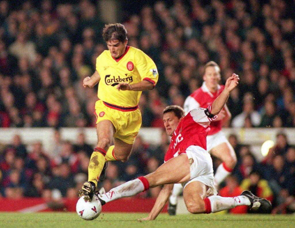 Karl-Heinz Riedle FC Liverpool