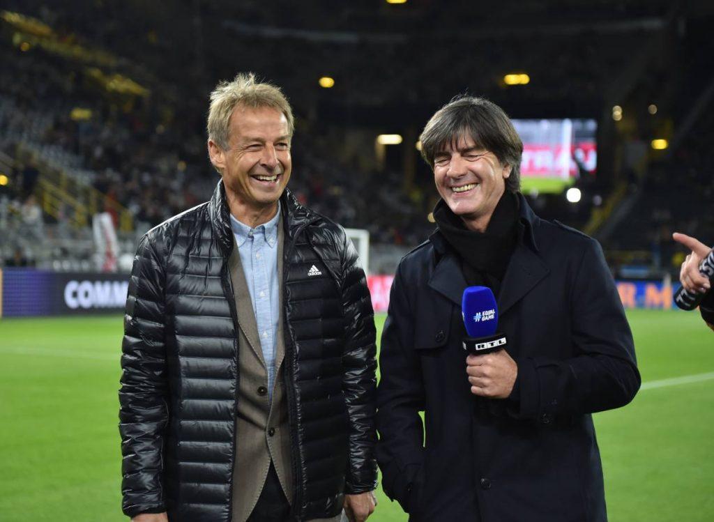 Jürgen Klinsmann RTL