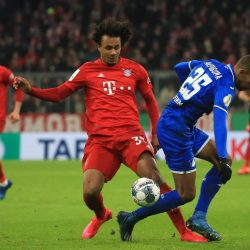 Joshua Zirkzee 1899 Hoffenheim - FC Bayern München 0:6