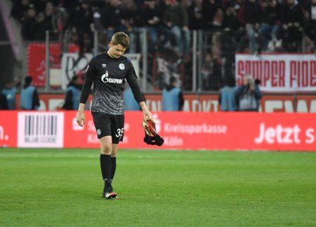 Alexander Nübel 1. FC Köln - FC Schalke 04 3:0