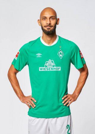 Ömer Toprak - Portraitfoto Werder Bremen