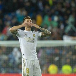 Toni Kroos Real Madrid - FC Barcelona 2:0