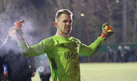Daniel Batz, FC Saarbrücken - Fortuna Düsseldorf 8:7 n. e.