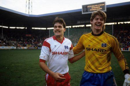 1. FC Kaiserslautern - Hamburger SV 1:3 1990
