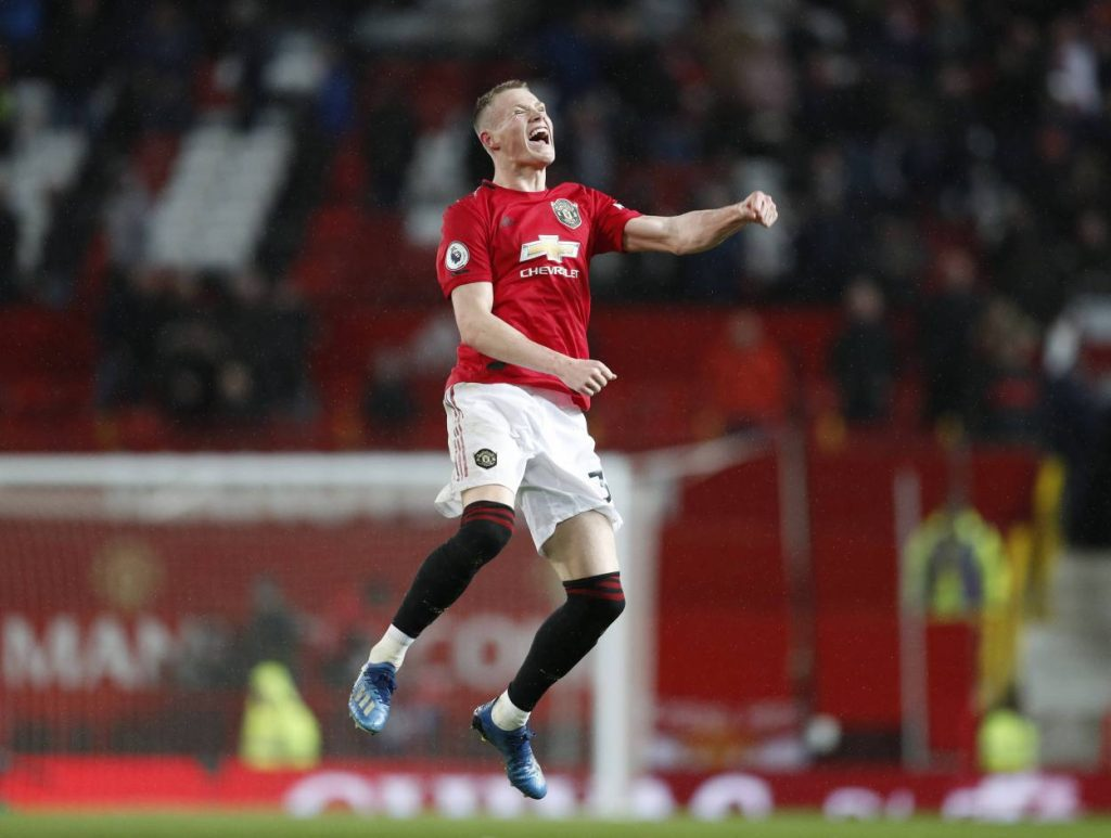 Manchester United - Manchester City 2:0