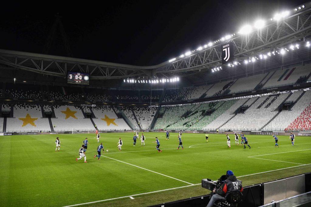 Juventus Turin Inter Mailand Geisterspiel
