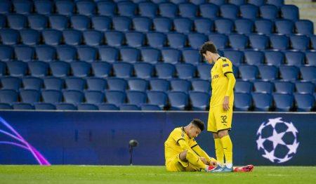 PSG - Borussia Dortmund 2:0