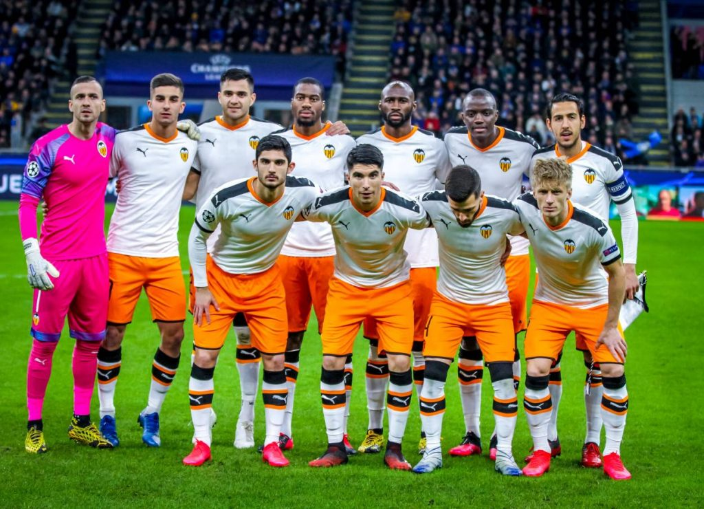 FC Valencia Champions League