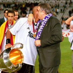 Lorenzo Sanz Real Madrid 2000