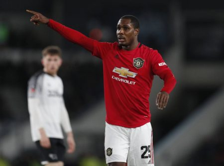 Manchester United make Odion Ighalo transfer decision