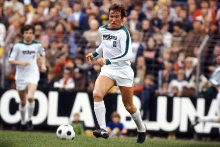 Jupp Heynckes für Borussia Mönchengladbach