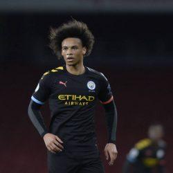 Leroy Sane, Manchester City, 2020