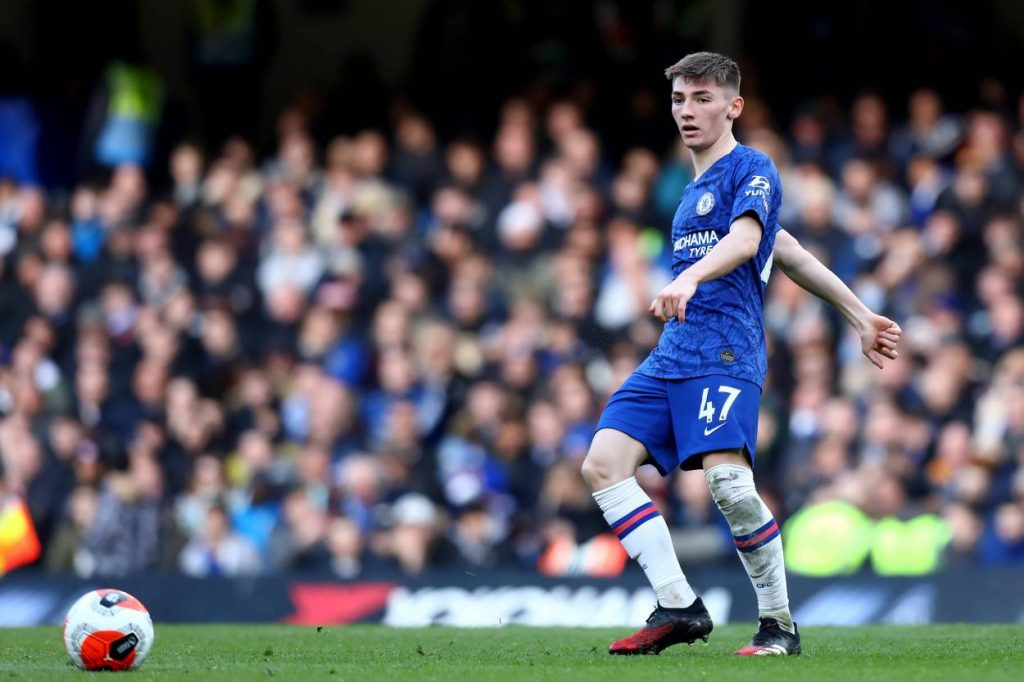 The Chelsea youngster has already been tipped for great success