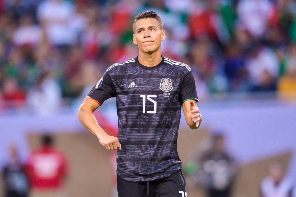 Hector Moreno learned a lot during his time at Roma