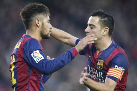 Xavi has no doubts his former team-mate would improve the Barca squad