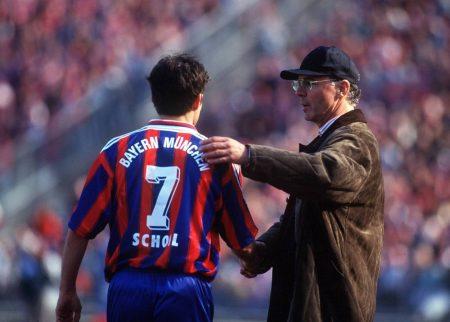 Beckenbauer, Scholl, Bayern