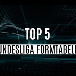 Bundesliga Formtabelle