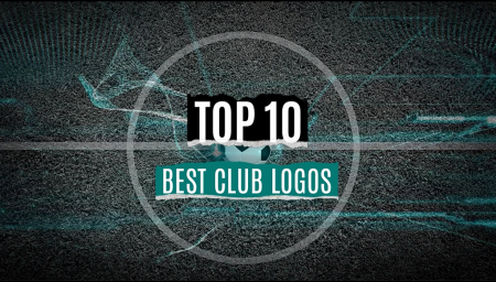 Top 10 football club logos