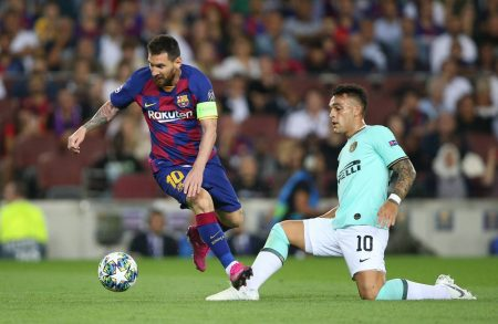 Fabio Radaelli says Camp Nou is the perfect place for Lautaro to continue his development