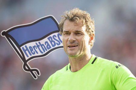 Jens Lehmann, Hertha BSC