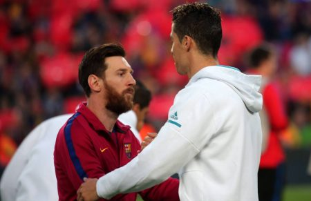 Jurgen Klopp takes side in Ronaldo Vs Messi debate