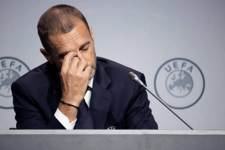 UEFA President Aleksander Ceferin backs the return of Bundesliga and hinted that European season including Champions League will finish in August.