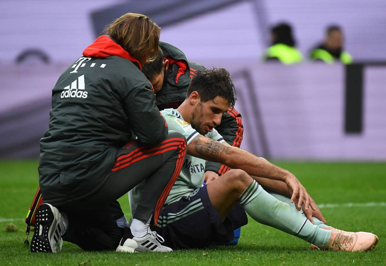 Javi Martinez hatte beim FC Bayern, wie hier 2018, auch großes Verletzungspech.