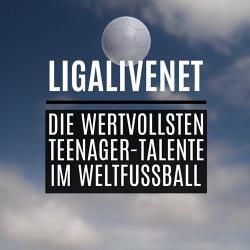 Top 10 wertvollsten Teenager-Talente im Fußball