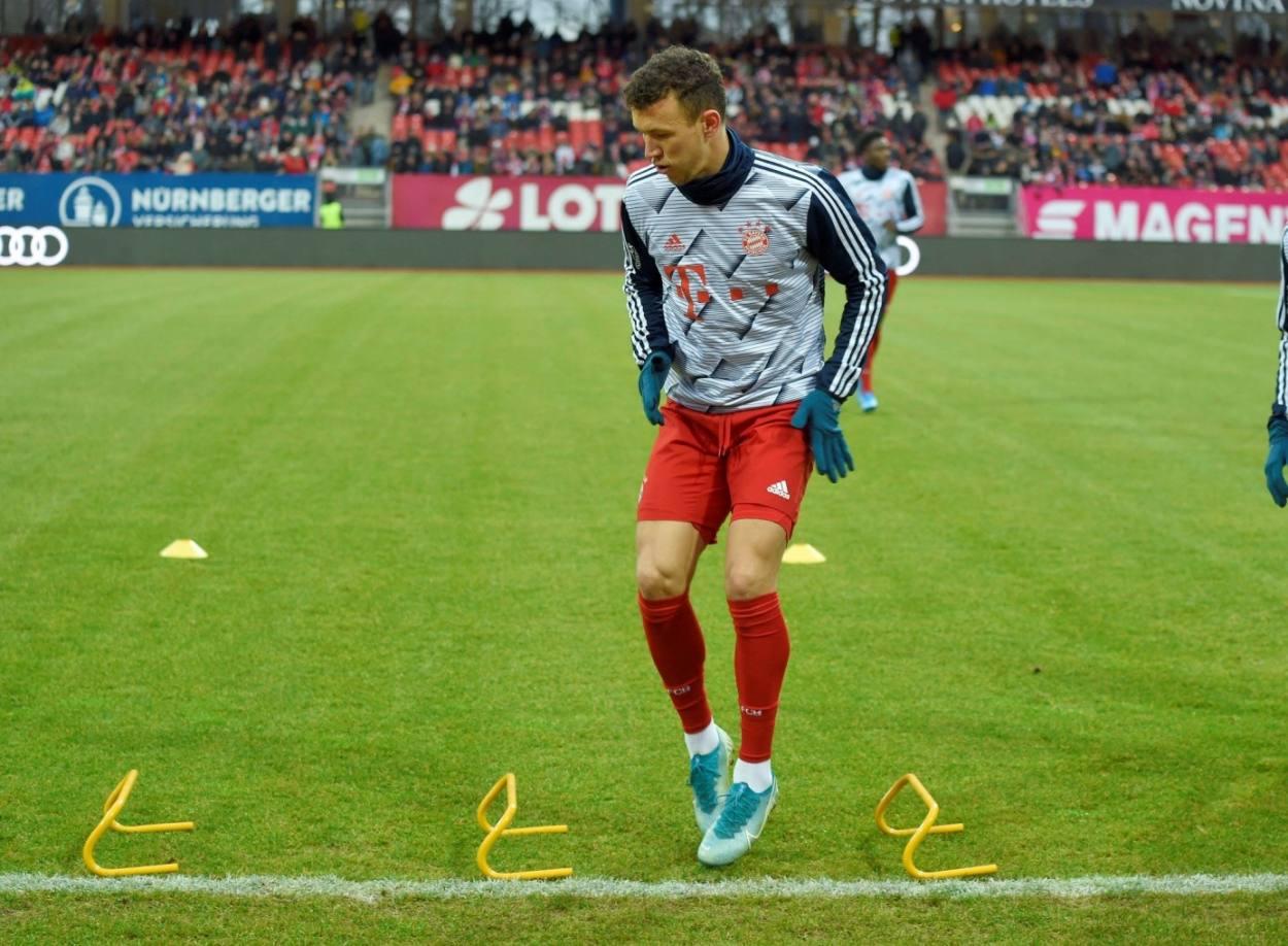 Ivan Perisic: Ein Vize-Weltmeister als Edel-Reservist beim FC Bayern.