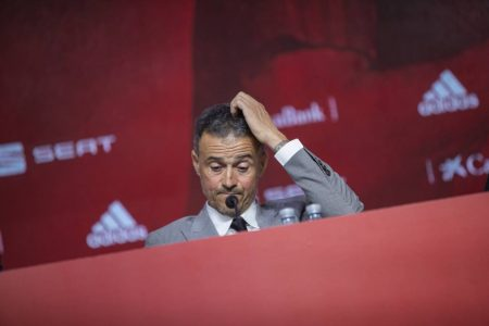 Luis Enrique thinks football will be boring without the fans